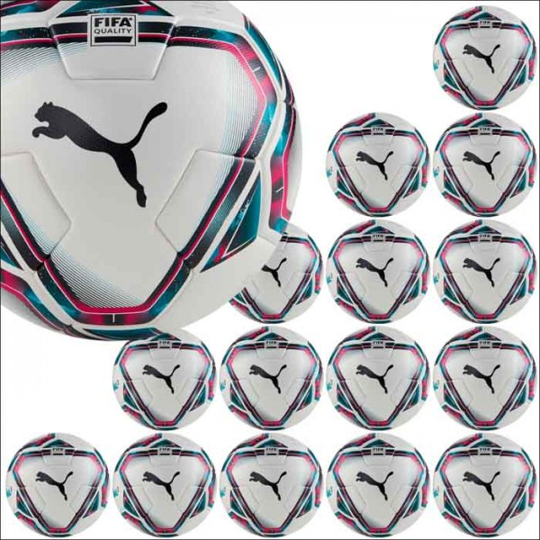 Puma teamFINAL 21.3 FIFA Quality Trainingsball 4 15er Ballpaket