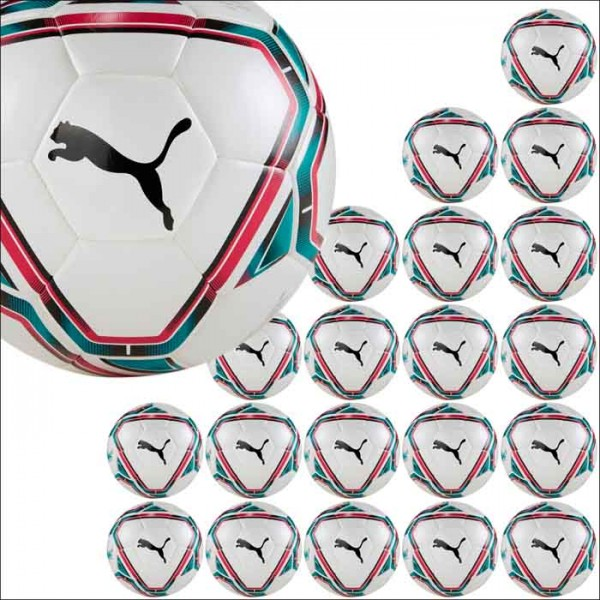 Puma teamFINAL 21 Lite Ball 350 Gr.5 20er Ballpaket