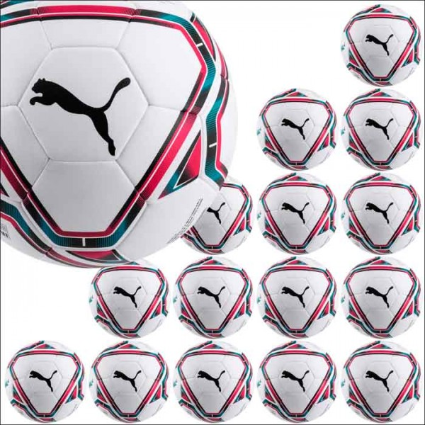 Puma teamFINAL 21.4 IMS Hybrid Trainingsball 5 15er Ballpaket