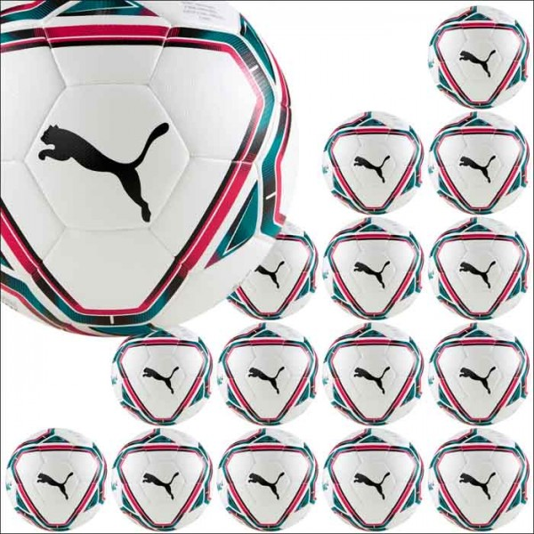 Puma teamFINAL 21.4 IMS Hybrid Trainingsball 4 15er Ballpaket