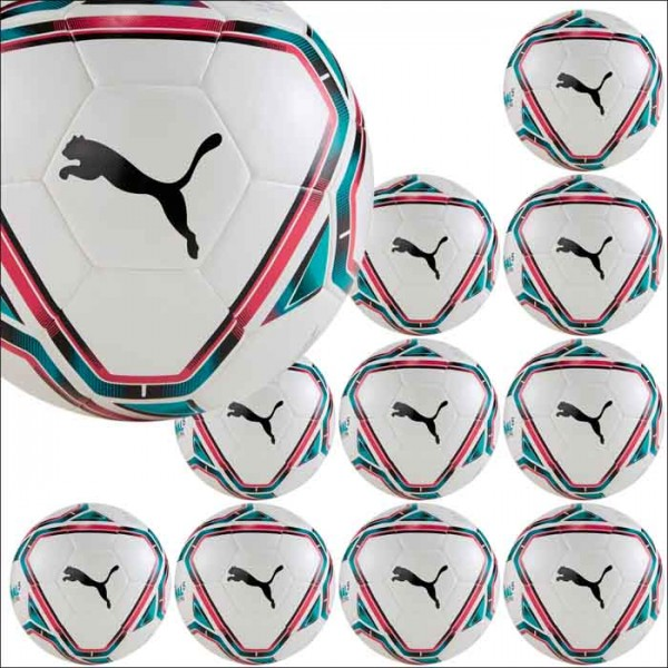 Puma teamFINAL 21 Lite Ball 290 Gr.5 10er Ballpaket