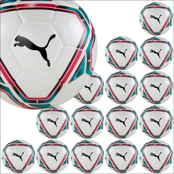 Puma teamFINAL 21 Lite Ball 350 Gr.4 15er Ballpaket