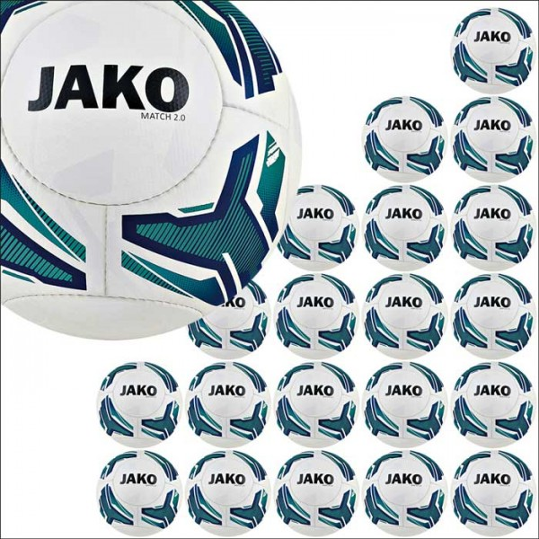 Jako Match 2.0 Lightball 350g Gr.5 20er Ballpaket