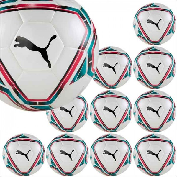 Puma teamFINAL 21 Lite Ball 350 Gr.5 10er Ballpaket