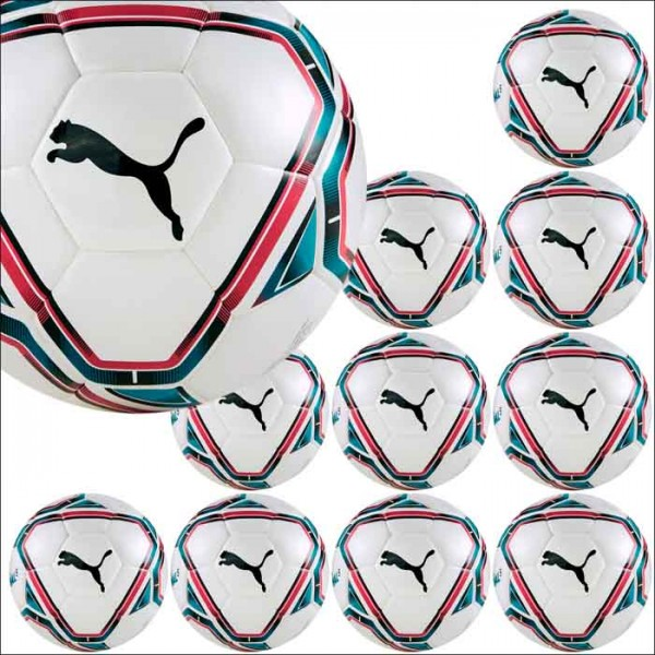 Puma teamFINAL 21.5 Hybrid Trainingsball 10er Ballpaket