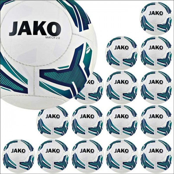 Jako Match 2.0 Lightball 350g Gr.5 15er Ballpaket